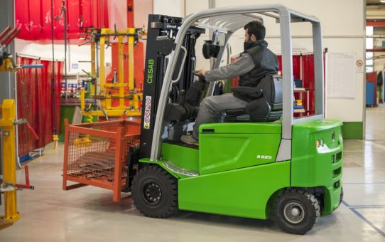 Benefits Of Electric Powered Forklift