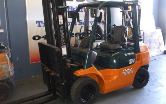 At What Price Should You Sell Used Forklift