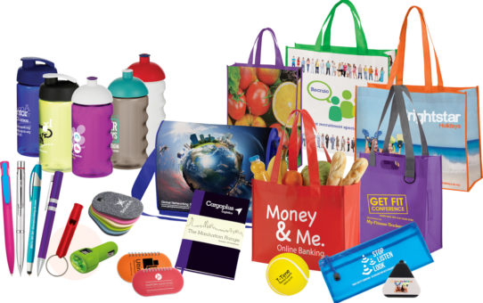 Choosing Custom Promotional Items