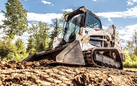 Bobcat Machinery, A Thing Every Builder Should Own