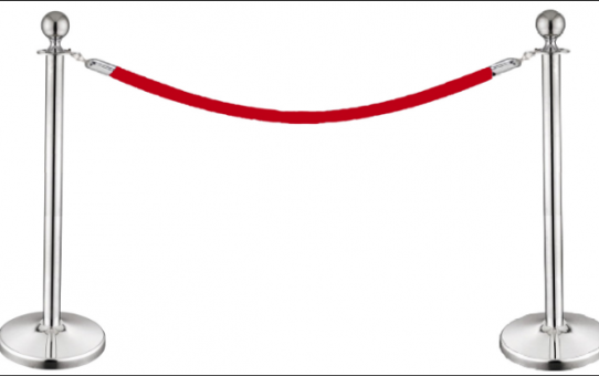 Get the Top Security by Queue Ropes and Queue Barrier