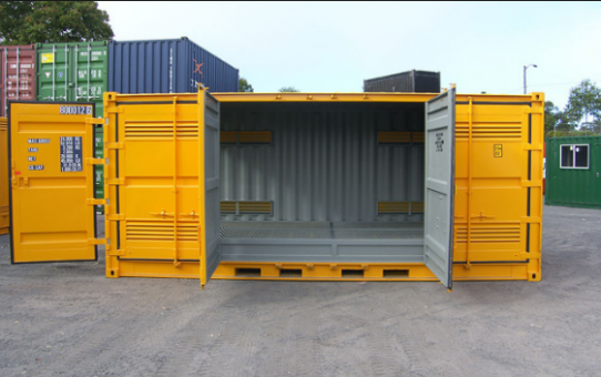 Get Shipping Container For Hire To Export Goods