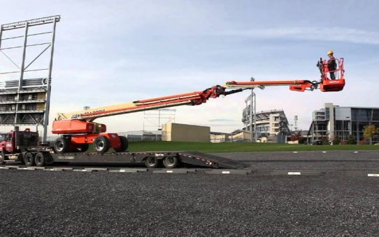 Find Best Telescopic Boom Lift For Sale