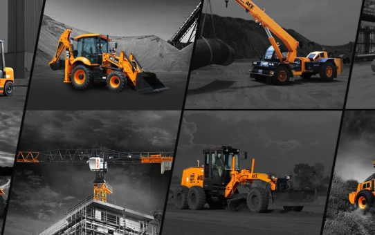 Everything You Wished To Know About The Earthmoving Equipment