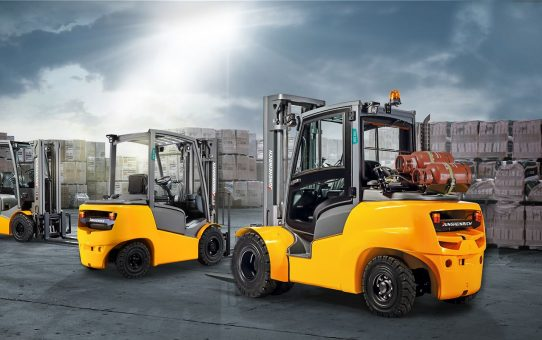 How to Get the Better Forklift Performance