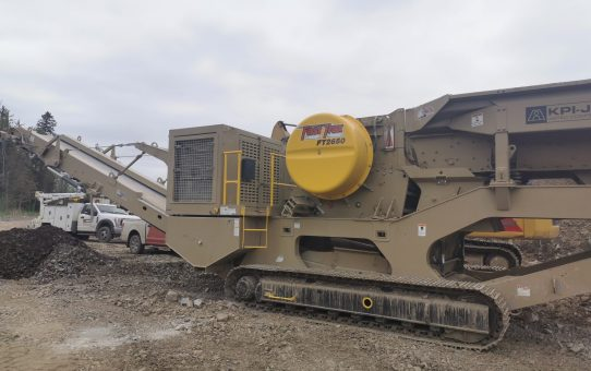Advantages of Hydraulic Jaw Crusher Sale British Columbia